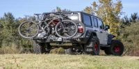 Top 5 Best Bike Racks For Jeep Wrangler and How To Choose The Right One[2019 Update]