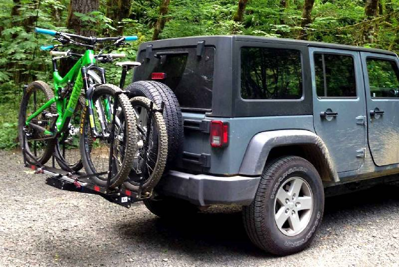 Top 5 Best Bike Racks For Jeep Wrangler