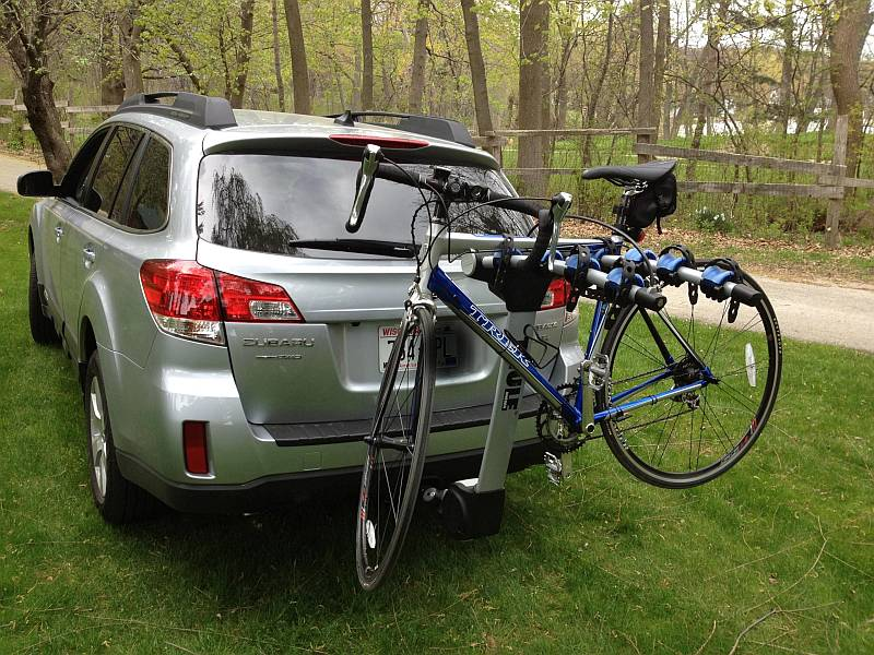 Forester Vs Outback >> Best Bike Racks For Subau Ouback: Top Choices Reviewed ...