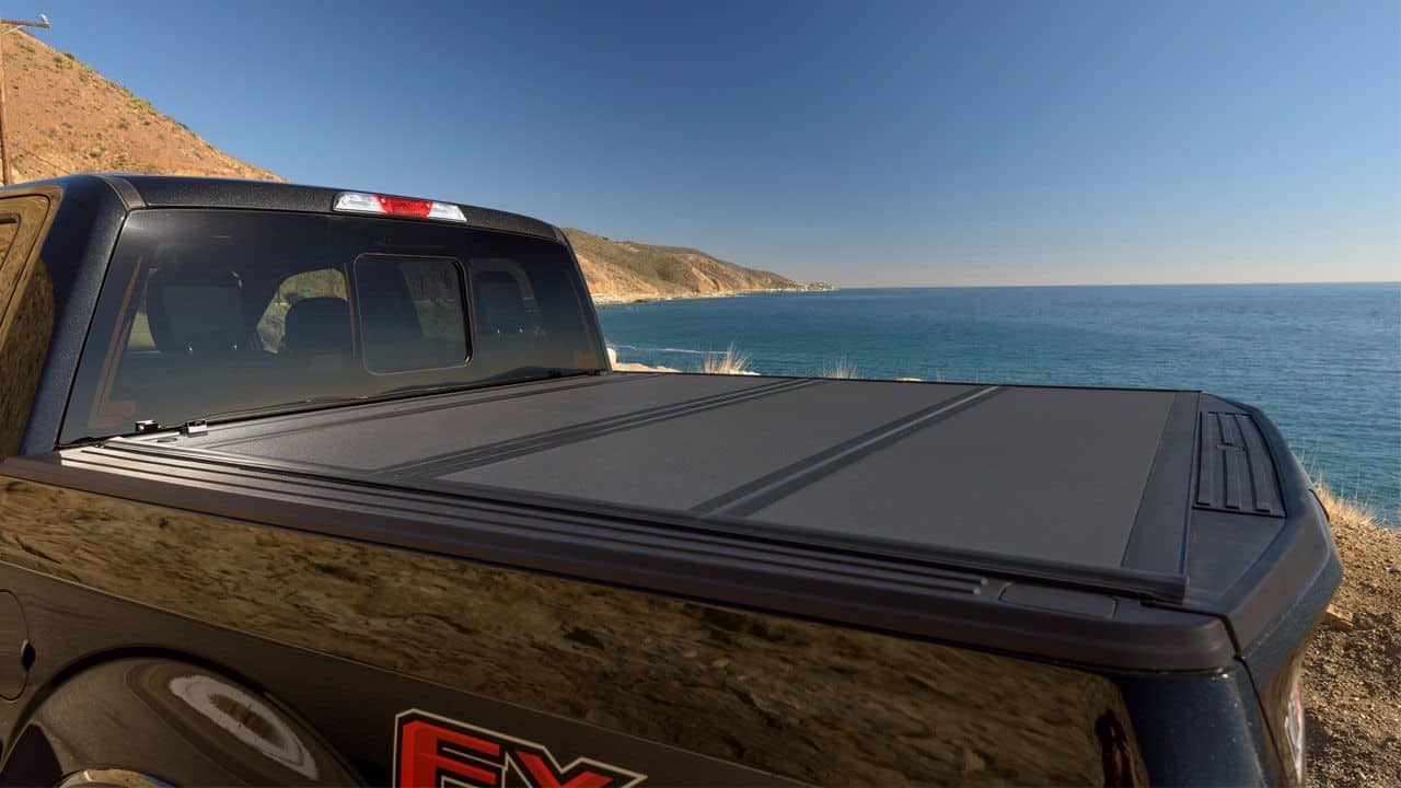 Bakflip MX4 tonneau cover review