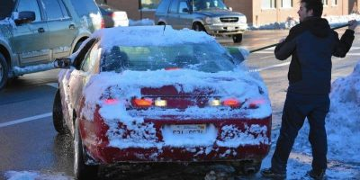 Car washing in winter – More often or No Washing? Which is better?